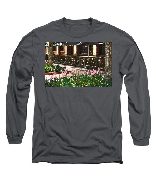 Pearl Street Mall Long Sleeve T-Shirt