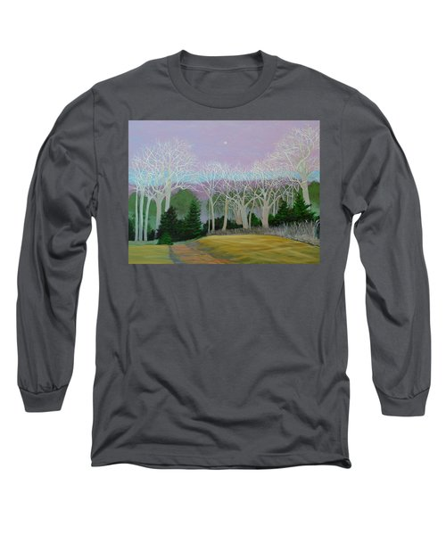 Pearlescence Long Sleeve T-Shirt
