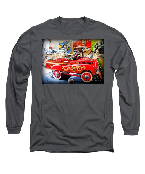 Peddle Car 1 Long Sleeve T-Shirt