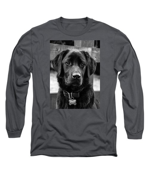 Peggy Long Sleeve T-Shirt by Martina Fagan