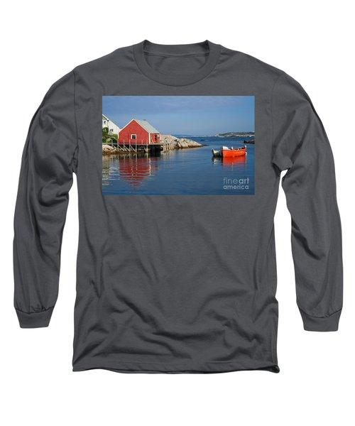 Peggys Cove Long Sleeve T-Shirt