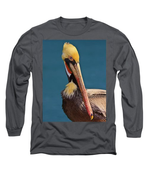 Pelican Long Sleeve T-Shirt