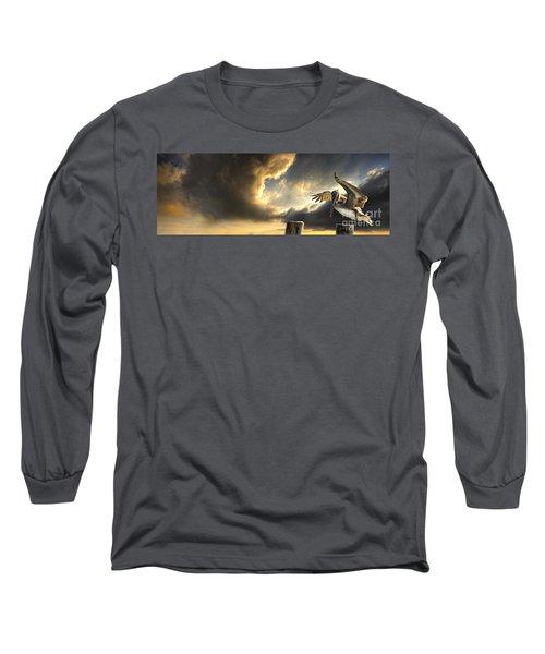 Pelican Evening Long Sleeve T-Shirt