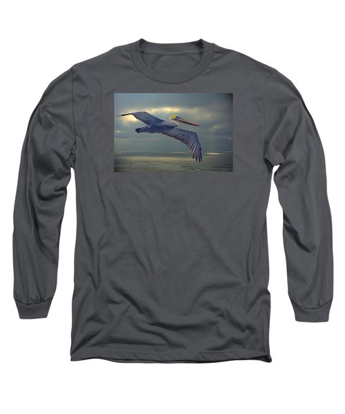Pelican Flight Long Sleeve T-Shirt