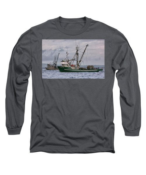 Pender Isle And Santa Cruz Long Sleeve T-Shirt