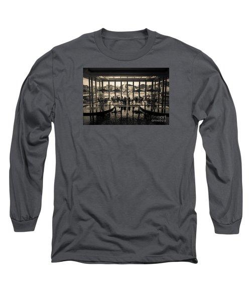 Peninsular Long Sleeve T-Shirt