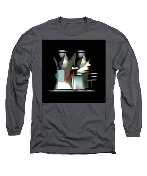 Penman Original-841 Long Sleeve T-Shirt by Andrew Penman