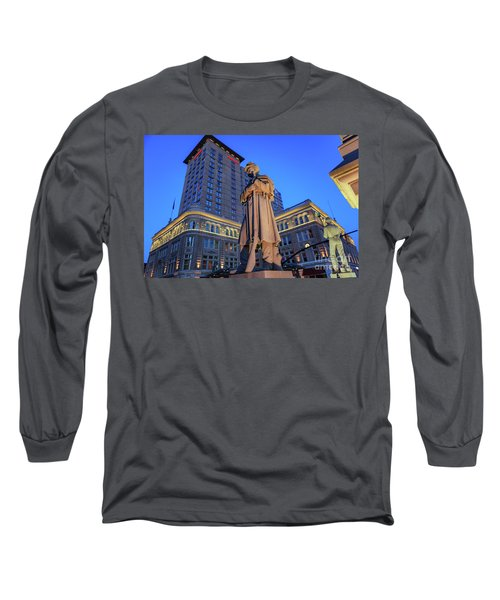 Penn Square Lancaster City Long Sleeve T-Shirt