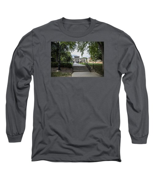 Penn State Library  Long Sleeve T-Shirt by John McGraw