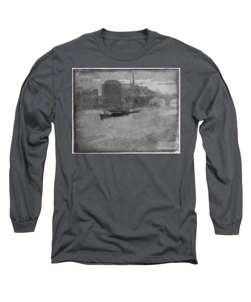 Pennell Thames, 1903 Long Sleeve T-Shirt by Granger