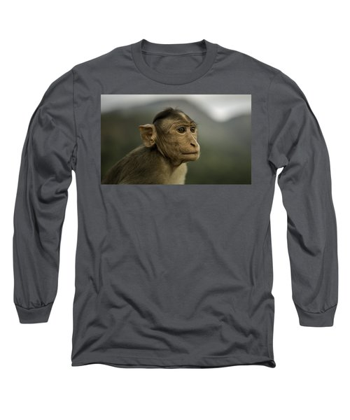 Penny For Your Thoughts Long Sleeve T-Shirt
