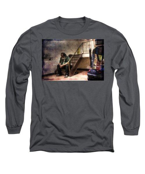 Penury - A Work In Progress Long Sleeve T-Shirt
