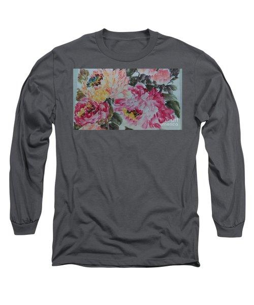 Peoney20161229_10 Long Sleeve T-Shirt