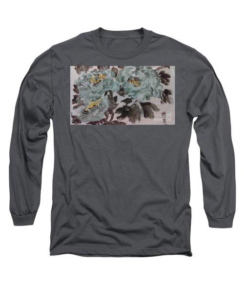 Peoney20161229_5 Long Sleeve T-Shirt