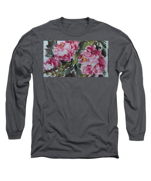 Peoney20161229_6 Long Sleeve T-Shirt