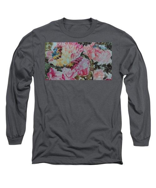 Peoney20161229_9 Long Sleeve T-Shirt