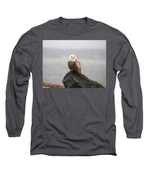 People Watching Long Sleeve T-Shirt