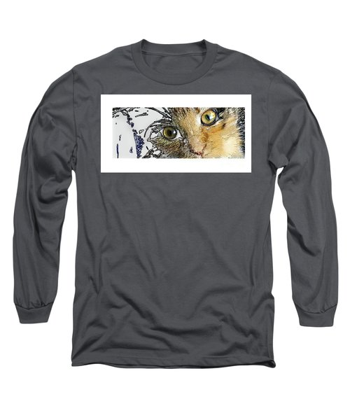 Pepper Eyes Long Sleeve T-Shirt