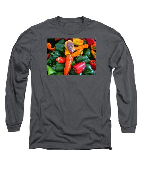 Pepper Medley 2 Long Sleeve T-Shirt