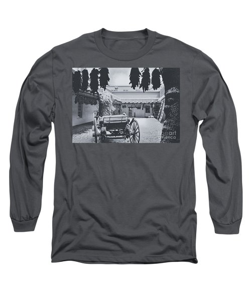 Peppers And Snow Long Sleeve T-Shirt