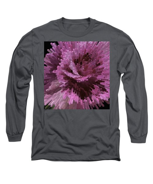 Perception Long Sleeve T-Shirt by Cathy Donohoue