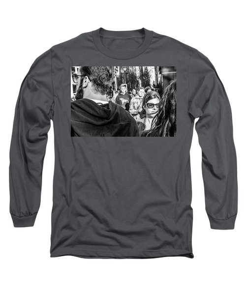 Percolate Long Sleeve T-Shirt