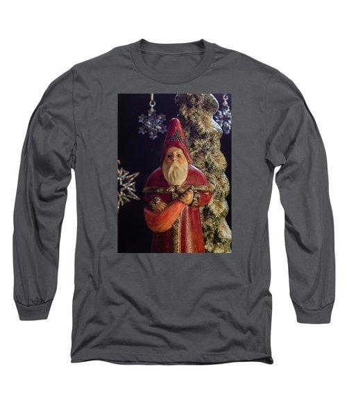Pere Noel Long Sleeve T-Shirt