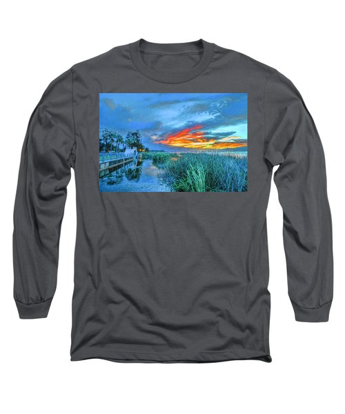 Perfect End Of Day. Long Sleeve T-Shirt