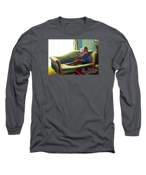 Perfect Waiting - Esperar Perfecto Long Sleeve T-Shirt