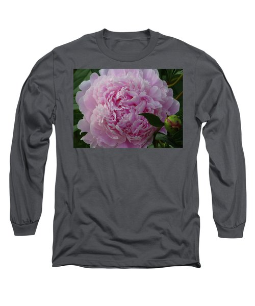 Perfection In Pink Long Sleeve T-Shirt