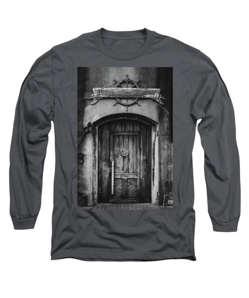 Perkins And Sons Door Long Sleeve T-Shirt