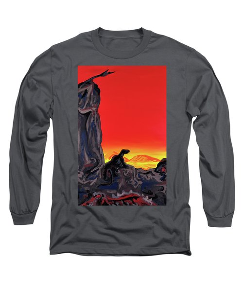 Permian Outpost Long Sleeve T-Shirt
