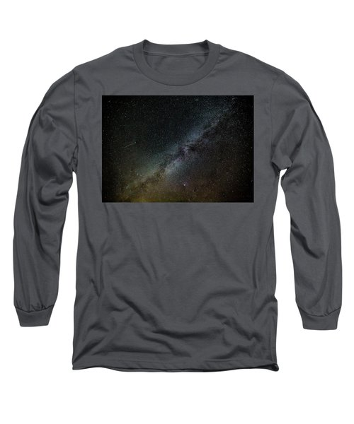Perseid Meteor Long Sleeve T-Shirt
