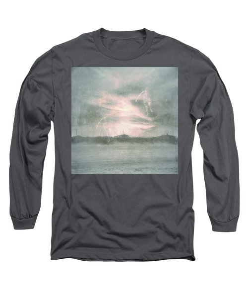 Ghosts And Shadows Vii - Personal Rapture  Long Sleeve T-Shirt