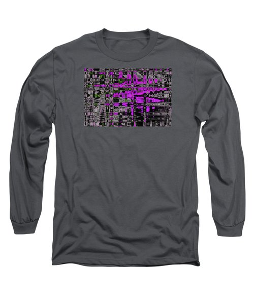 Persons,places,things Long Sleeve T-Shirt by Penny Lisowski