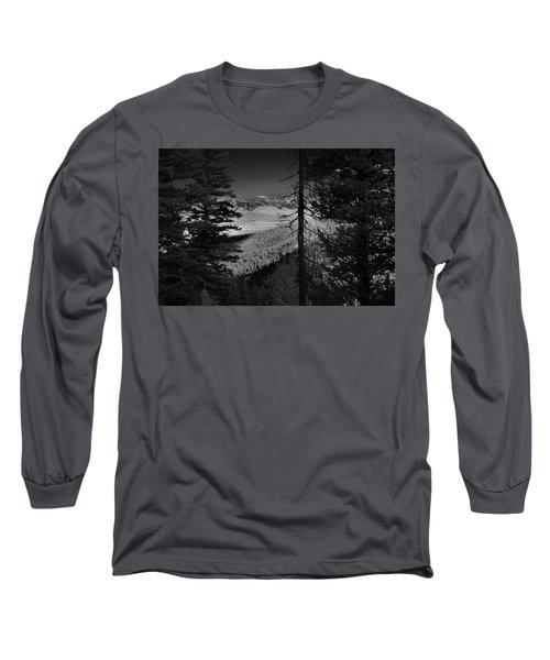 Perspective Range Long Sleeve T-Shirt