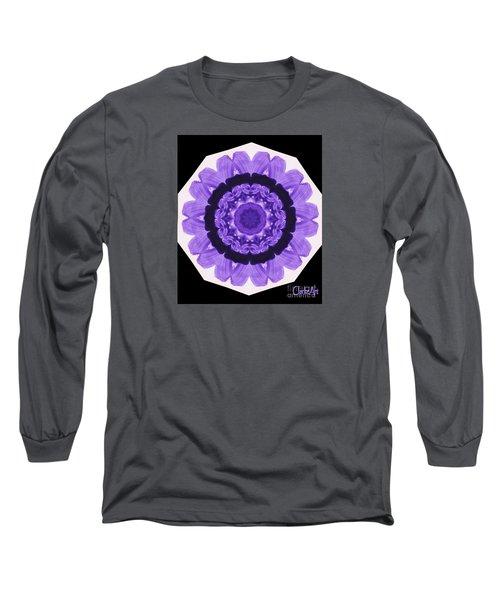 Petal Wheel Long Sleeve T-Shirt