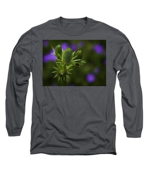 Petals Lost Long Sleeve T-Shirt by Jason Moynihan