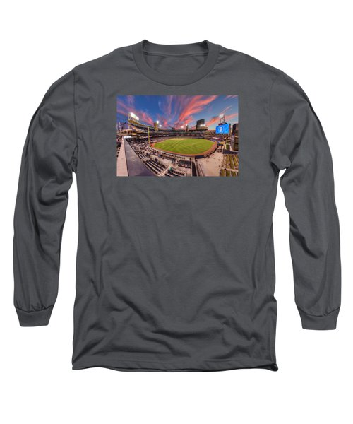 Petco Park - Farewell To 2015 Season Long Sleeve T-Shirt