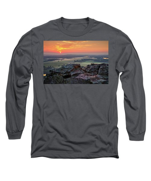 Petit Jean Sunrise Long Sleeve T-Shirt