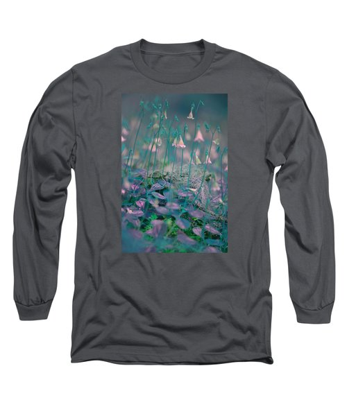 Petites Fleurs Long Sleeve T-Shirt
