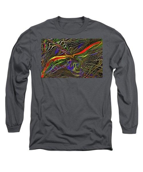 Flight Of Petrel Long Sleeve T-Shirt