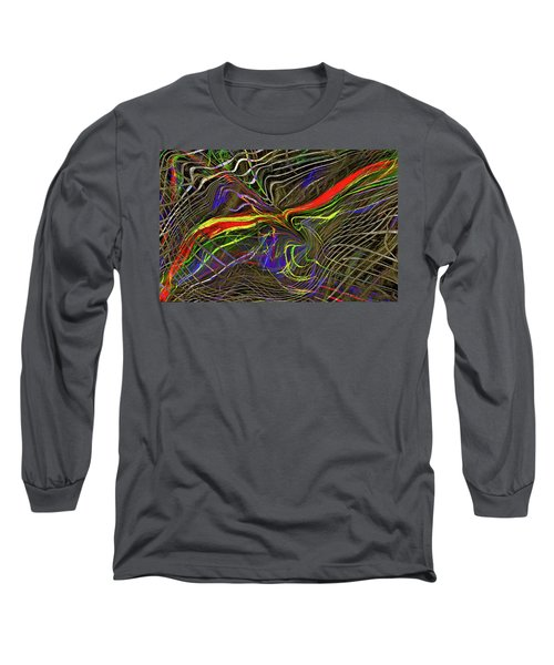Flight Of Petrel Long Sleeve T-Shirt