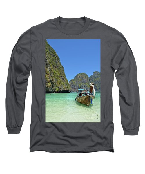 Phi Phi Islands 3 Long Sleeve T-Shirt