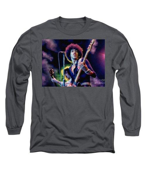 Phil Lynott - Thin Lizzy Long Sleeve T-Shirt