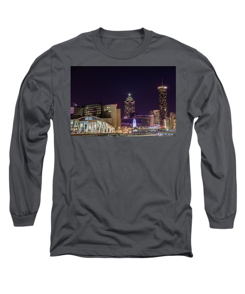 Phillips Arena 2 Long Sleeve T-Shirt