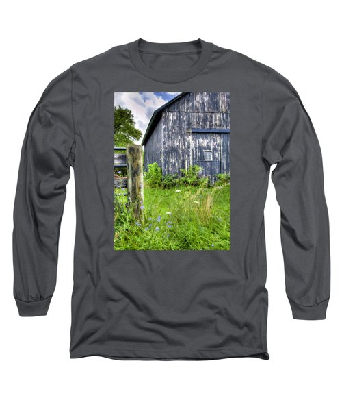 Phillip's Barn #3 Long Sleeve T-Shirt