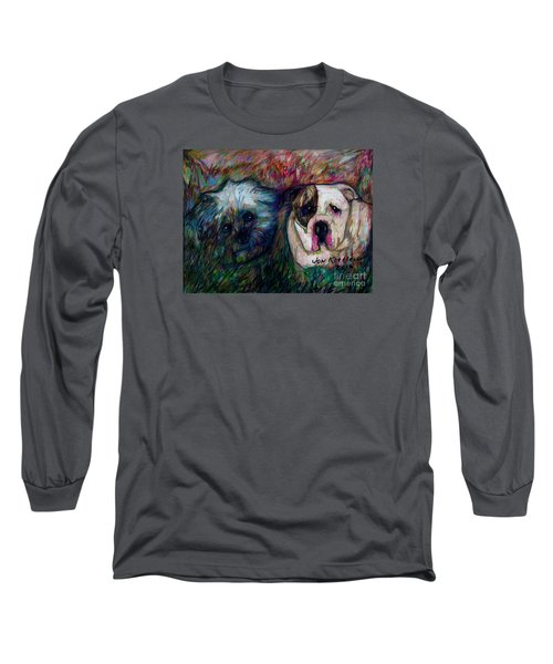 Phoebe And Ace Long Sleeve T-Shirt