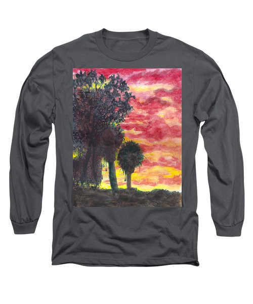 Phoenix Sunset Long Sleeve T-Shirt