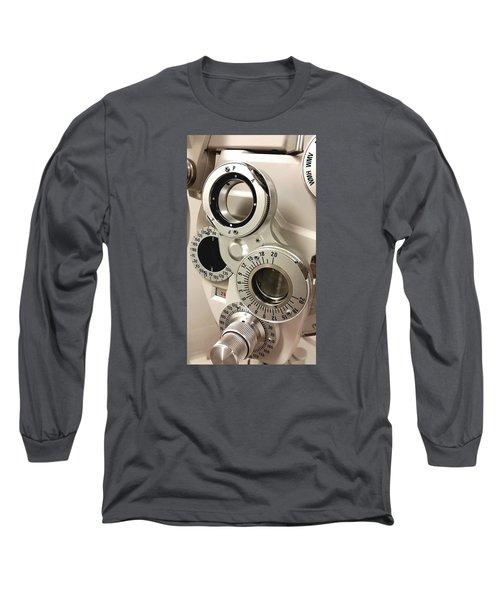 Phoropter Long Sleeve T-Shirt